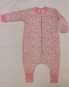Rózsaszín Elefánis Tipegő, Kamáslis Hálózsák Méret: 98 30704581 Hálózsák