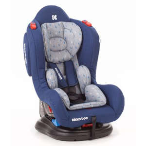 Kikka Boo Hood biztonsági Gyerekülés 0-25kg #sötétkék 30706263 Gyerekülés  / autósülés 0-25 kg
