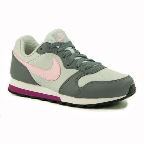 2ed52b123ff7 Nike Md Runner 2 Gs lány Sportcipő #szürke-rózsaszín 35,5 | Pepita.hu