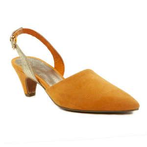 Marco Tozzi Női Alkalmi Cipő #sárga 36 30706794 Női alkalmi cipő