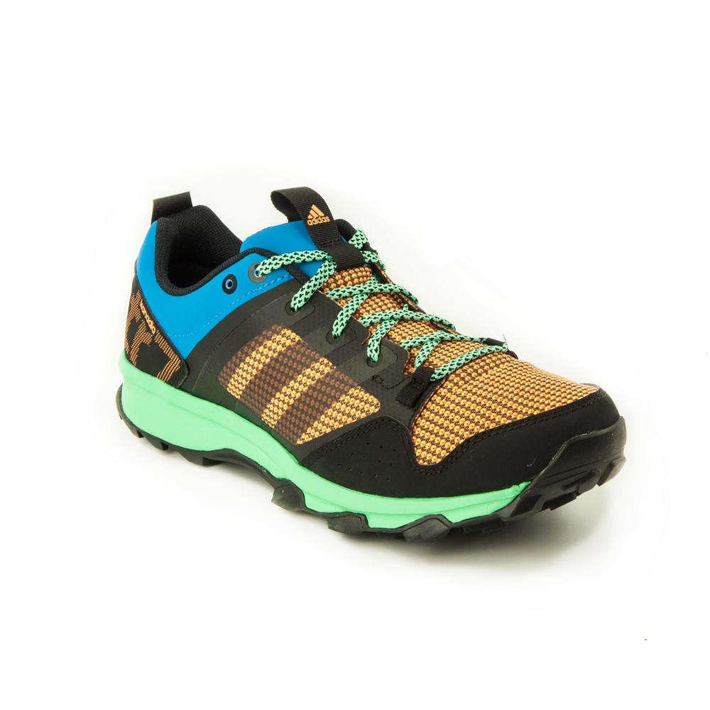 Adidas Kanadia 7 Tr Férfi Terepfutócipő #narancs zöld kék 44 | Pepita.hu