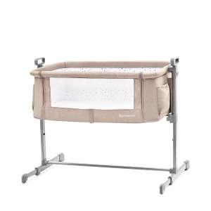 Kinderkraft Neste 2in1 szülői ágyhoz csatlakoztatható Kiságy #bézs 30706898