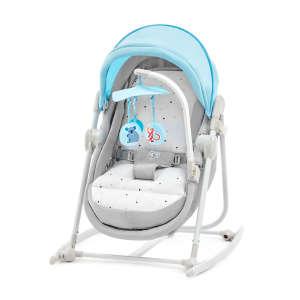 Kinderkraft Unimo 5in1 Pihenőszék #kék-szürke 30706947 Pihenőszék, elektromos hinta
