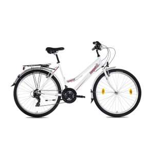 """Csepel Ranger női Kerékpár 26"""" #fehér"""