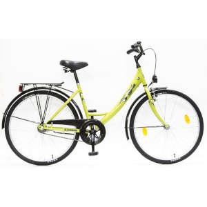 """Csepel Blackwood Ambition Kerékpár 28"""" #zöld"""