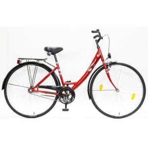 """Csepel Blackwood Ambition Kerékpár 28"""" #piros"""