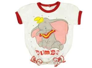 Disney rövid ujjú Napozó - Dumbo #fehér