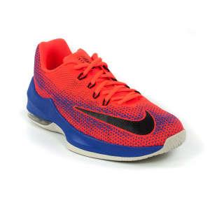 Nike Air Max Infuriate GS Fiú Sportcipő #narancssárga-kék 38 30712216 Gyerekcipő sportoláshoz
