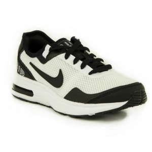 63da28e4d4 Nike Air Max Lb Gs Junior Sportcipő #fekete-fehér 30712291 Utcai - sport  gyerekcipő