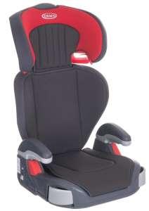 Graco Junior Maxi biztonsági Autósülés 15-36kg #piros-fekete 30712471 Gyerekülés