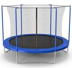 Jumi Sport Line belső hálós Trambulin 252cm #kék 30713128 Trambulin