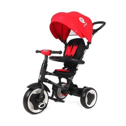 QPlay Rito összecsukható Tricikli #piros