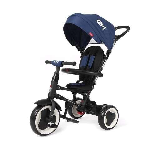 QPlay Rito összecsukható Tricikli #kék
