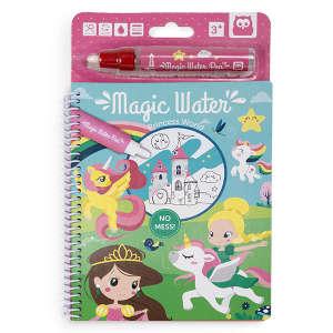 Magic Water - vízzel festős készlet - hercegnők 30753916 Színező, kifestő