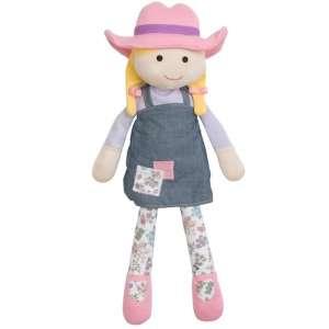 Farm Buddies Plüss 36cm - Kislány #rózsaszín 30753930 Plüss
