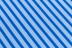 Fillikid Matrac utazóágyba - Csíkos #kék 30755655