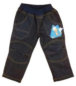 Disney Farmernadrág - Donald kacsa #sötétkék 30757569 Gyerek nadrág, leggings