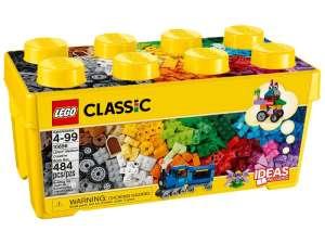 LEGO® Classic Közepes kreatív építőkészlet 10696 31037768 LEGO Classic