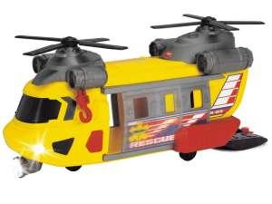 Dickie Mentőhelikopter 31cm #sárga-piros 31036490 Helikopter, repülő