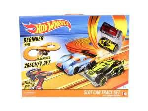 Hot Wheels elektromos Autópálya 31028410 Autópálya, parkolóház