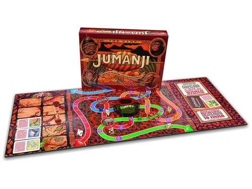 Jumanji Társasjáték 31032058 Társasjáték