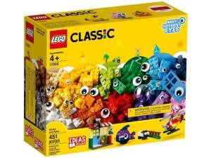 LEGO® Classic Kockák és szemek 11003 31024157 LEGO Classic
