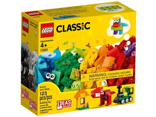 LEGO® Classic Kockák és ötletek 11001