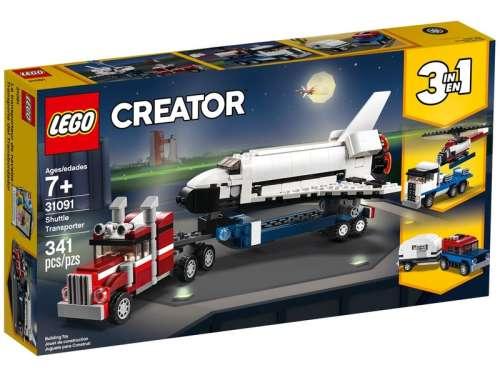 LEGO® Creator Űrsikló szállító 31091 31032017