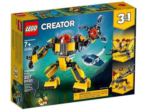 LEGO® Creator Víz alatti robot 31090 31041869