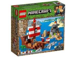 LEGO® Minecraft A kalózhajós kaland 21152 31025019 LEGO Minecraft