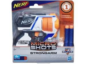 NERF Micro Shots szivacslövő pisztoly - többféle 31035655 Játékpuska, töltény