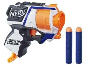 NERF Micro Shots szivacslövő pisztoly - többféle 31035656 Játékpuska, töltény