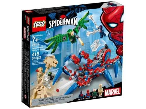 LEGO® Super Heroes Pókember pók terepjárója 76114