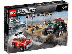 LEGO® Speed Champions 1967 és 2018 Mini 75894 31032929 LEGO Speed Champions
