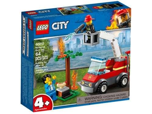LEGO® City Kiégett grill 60212