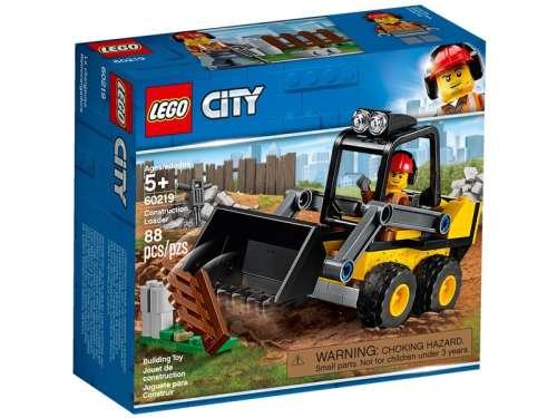 LEGO® City Építőipari rakodó 60219