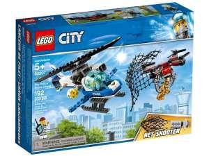 LEGO® City Légi rendőrségi drónos üldözés 60207 31028003 LEGO City