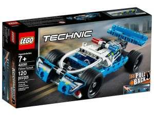 LEGO® Technic Rendőrségi üldözés 42091 31028034 LEGO Technic
