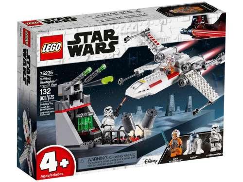 LEGO® Star Wars X-szárnyú vadászgép 75235