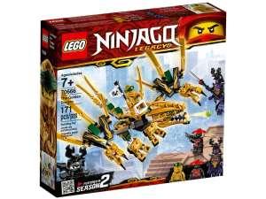 LEGO® Ninjago Az aranysárkány 70666 31034822 LEGO NINJAGO