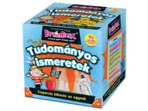 Green Board Game BrainBox - Tudományos ismeretek Társasjáték 31033751 Társasjáték