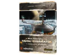 Fryxgames A Mars terraformálása Távoli gyarmatok Társasjáték kiegészítő 31037825 Fryxgames Társasjáték