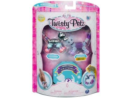 Twisty Petz kisállat karkötő 3 darabos - többféle 31023917