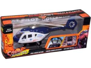Rendőrségi Helikopter 21cm 31023683 Helikopter, repülő