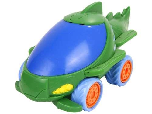 Pizsihősök felrázós autó Figura