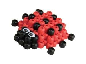 Super Beads 3D katicabogár gyöngykészlet 31038825 Gyöngy, gyöngyfűző