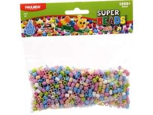 Super Beads gyöngy 1000 darabos készlet 31036508 Gyöngy, gyöngyfűző