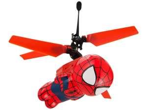 Heliball Repülő figura 12cm - Pókember #piros-kék 31040843 Helikopter, repülő