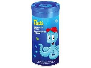 Tinti fürdővíz színező tabletta 10 darabos - kék 31025286 Tréfás termék