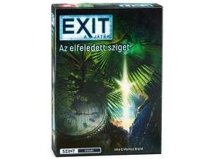 Piatnik Exit 4. - Az elfeledett sziget szabaduló Társasjáték 31039758 Piatnik Társasjáték